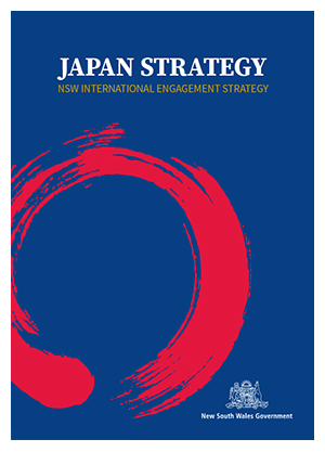 Japan NSW International Engagement Strategy
