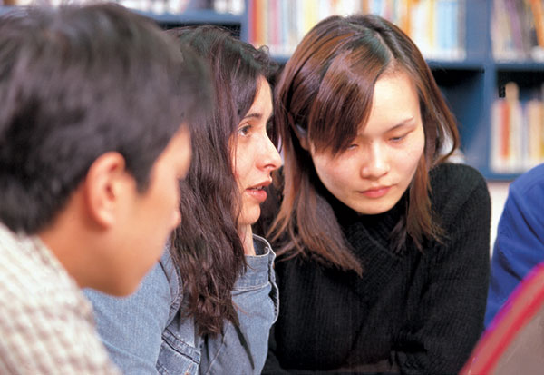 Students planning