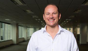 Stone & Chalk CEO, Alex Scandurra