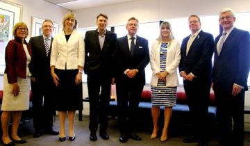 Jobs for NSW board and CEO established