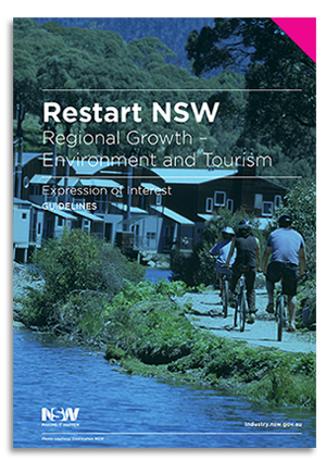 Restart NSW EOI cover