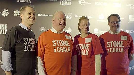 Stone & Chalk launch
