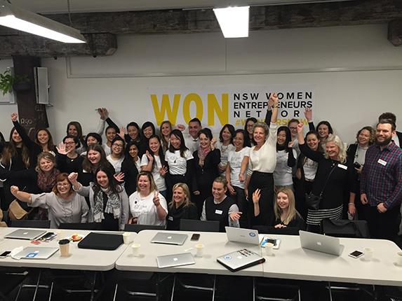 Women Entrepreneurs Online Network