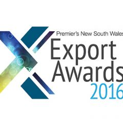 Export Awards 2016 Logo