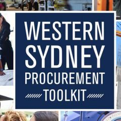 Western Sydney procurement toolkit cropped
