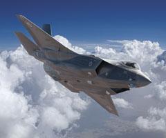 F-35 A plane