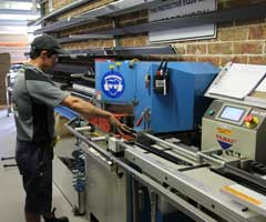 Inside the Doolan Group's factory