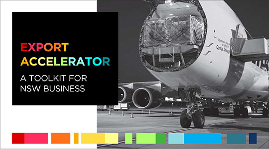 The Exporter Accelerator program