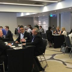 Participants at the  Western Sydney Business Connection