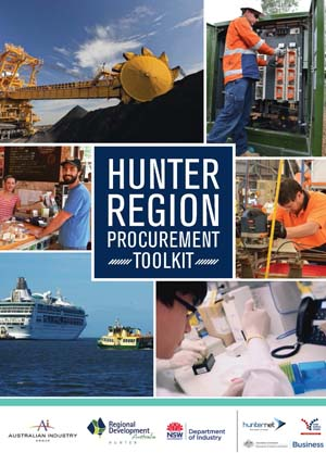 Hunter region procurement toolkit
