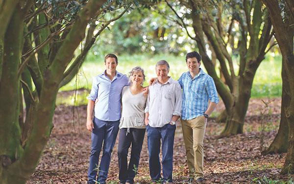 Brook Farm-family