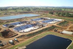 Westdale Sewage Treatment Plant