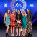 Spell & the Gypsy Collective with NSW Premier at 2018 Export Awards