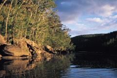 Key catchment Shoalhaven