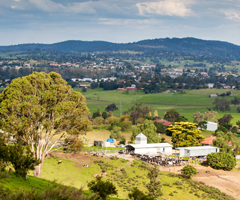Land leased in Bega