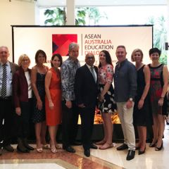 NSW delegation ASEAN Australia Education Dialogue Malaysia