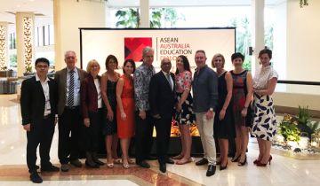 NSW delegation ASEAN Australia Education Dialogue Malaysia