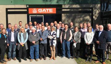 GATE staff