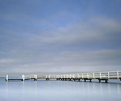 Lake Illawarra public jetty