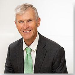 Crown Land Commissioner Professor Richard Bush