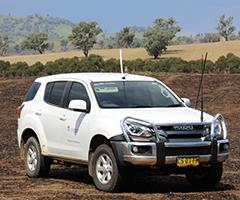 NRAR Car out in regional NSW