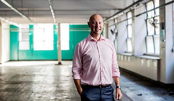 Nick Kaye, CEO Sydney School of Entrepreneurship