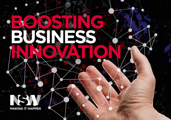 Boosting Business Innovation