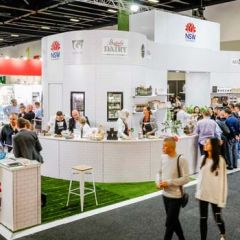The NSW Stand at Fine Food Australia 2017