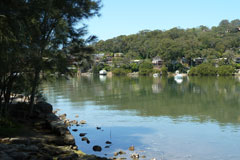 Key catchment Georges River