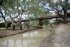 Key catchment Bogan River