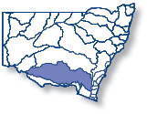 Murrumbidgee locality map