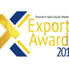 2018 Premiers Export Awards logo