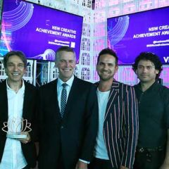 2014 NSW Creative Achievement Award winners