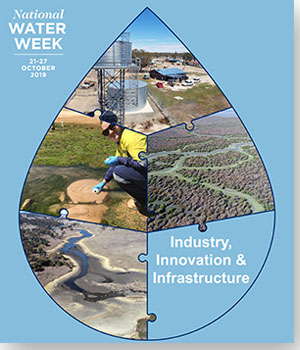 Sustainable Cities and Communities - National Water Week