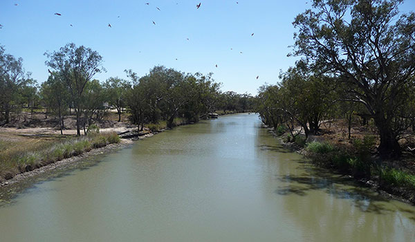 Barwon-Darling River