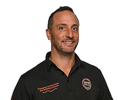 NPM Indigenous construction manager Daniel Russo