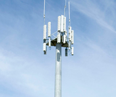 Mobile signal tower