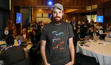 Mike Cannon-Brookes Atlassian Code Lab CeBIT 2018