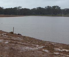 A Dubbo area landholders has been ordered to remove an unlawful dam and ordered to pay prosecution costs of $30,000