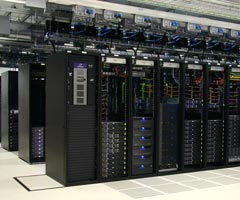The Rackspace data centre
