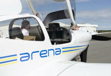 NSW Government has welcomed plans for a new satellite campus for Arena International Aviation College's pilot training school at Kempsey Airport.