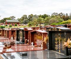 Buddhist Rookwood Cemetery