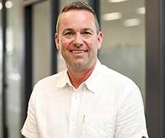Grant Barnes, NRAR's Chief Regulatory Officer