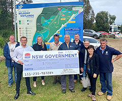 Crown Land Manager Recovery Support Program
