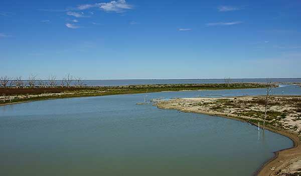 Menindee Lakes - Murray Darling Basin