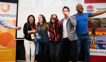 2016 Unearthed Sydney winners