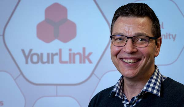 YourLink owner Rick Hollingworth