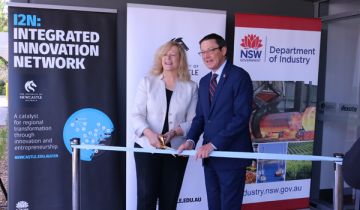 Aerospace hub takes off at Williamtown - Business & Industry