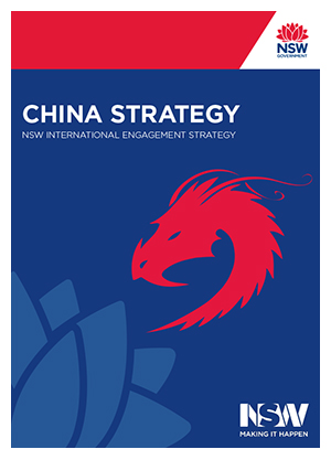 China NSW International Engagement Strategy