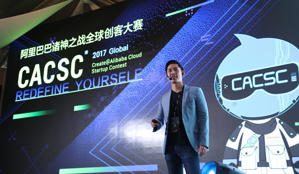 Justin Liang, Inspace XR CEO